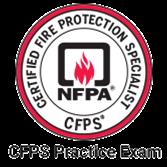 Certified Fire Protection Specialist (CFPS) Practice Exam