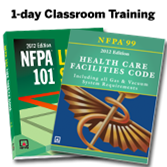 NFPA 101 and NFPA 99 Changes (2012) 1-Day Classroom Training