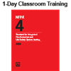 2018 NFPA 4: Integrated Systems Testing Fundamentals 1-Day Classroom Training