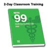 NFPA 99: Health Care Facilities Code (2012) 2-Day Classroom Training
