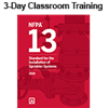 NFPA 13: Installation of Sprinkler Systems (2016) 3-day Classroom Training with Optional Certificate of Educational Achievement
