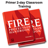 Certified Fire Protection Specialist Primer 2-day Classroom Training