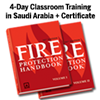 Certified Fire Protection Specialist Classroom Training (w/Optional Certificate Exam) – Saudi Arabia