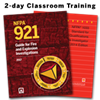Using NFPA 921 to Meet the Professional Qualifications for Fire Investigator in NFPA 1033