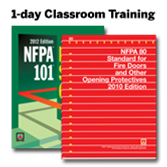 NFPA 101 and NFPA 80 Fire Door Inspection for Health Care Facilities 1-Day Classroom Training