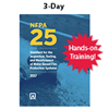 NFPA 25: Hands-On Inspection Testing and Maintenance of Water Based Fire Protection Systems 3-Day Training