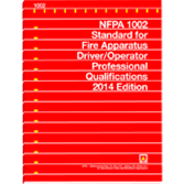 NFPA 1002: Standard for Fire Apparatus Driver/Operator Professional Qualifications