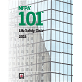 2018 NFPA 101 Code - Current Edition