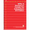 2013 NFPA 10: Standard for Portable Fire Extinguishers