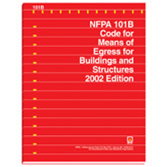 NFPA 101B: Code for Means of Egress for Buildings and Structures