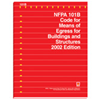 NFPA 101B: Code for Means of Egress for Buildings and Structures, 2002 Edition