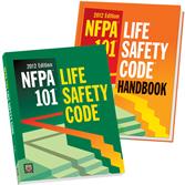 NFPA 101: Life Safety Code and Handbook Set, 2012 Edition