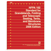 NFPA 102: Standard for Grandstands, Folding and Telescopic Seating, Tents, and Membrane Structures, Prior Years