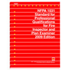 NFPA 1031: Standard for Professional Qualifications for Fire Inspector and Plan Examiner, Prior Years