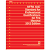 2012 NFPA 1037: Standard for Professional Qualifications for Fire Marshal