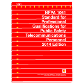 NFPA 1061: Standard for Professional Qualifications for Public Safety Telecommunications Personnel