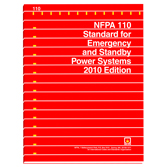 NFPA 110: Standard for Emergency and Standby Power Systems, Prior Years
