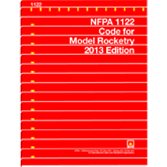 NFPA 1122: Code for Model Rocketry