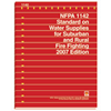 NFPA 1142: Standard on Water Supplies for Suburban and Rural Fire Fighting, Prior Years