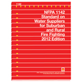NFPA 1142: Standard on Water Supplies for Suburban and Rural Fire Fighting