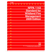 NFPA 1143: Standard for Wildland Fire Management, Prior Years
