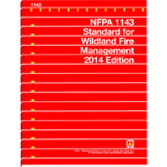 NFPA 1143: Standard for Wildland Fire Management