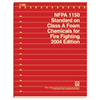 NFPA 1150: Standard on Foam Chemicals for Fires in Class A Fuels, Prior Years