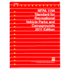 NFPA 1194: Standard for Recreational Vehicle Parks and Campgrounds, Prior Years