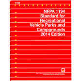 NFPA 1194: Standard for Recreational Vehicle Parks and Campgrounds
