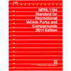 NFPA 1194: Standard for Recreational Vehicle Parks and Campgrounds, 2014 Edition