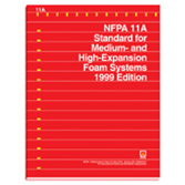 nfpa 11 standard for low medium and high expansion foam