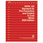 NFPA 120: Standard for Fire Prevention and Control in Coal Mines, Prior Years