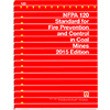 NFPA 120: Standard for Fire Prevention and Control in Coal Mines, 2015 Edition