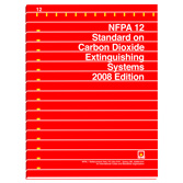 NFPA 12: Standard on Carbon Dioxide Extinguishing Systems, 2008 - 1998