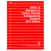 NFPA 12: Standard on Carbon Dioxide Extinguishing Systems