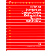 2015 NFPA 12 Standard - Current Edition