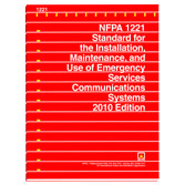 NFPA 1221: Standard for the Installation, Maintenance, and Use of Emergency Services Communications Systems, Prior Years