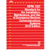 NFPA 1221: Standard for the Installation, Maintenance, and Use of Emergency Services Communications Systems, 2016 Edition