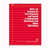1999 NFPA 123: Standard for Fire Prevention and Control in Underground Bituminous Coal Mines