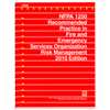 NFPA 1250: Recommended Practice in Fire and Emergency Services Organization Risk Management, Prior Years