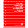 NFPA 12A: Standard on Halon 1301 Fire Extinguishing Systems, 2015 Edition