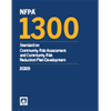 2020 NFPA 1300 Standard - Current Edition