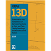 2016 NFPA 13D - Current Edition