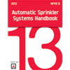 NFPA 13: Automatic Sprinkler Systems Handbook, 2013 Edition