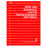 NFPA 1403: Standard on Live Fire Training Evolutions, Prior Years