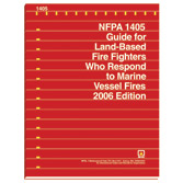 NFPA 1405: Guide for Land-Based Fire Departments That Respond to Marine Vessel Fires, Prior Years