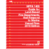2016 NFPA 1405: Guide for Land-Based Fire Departments That Respond to Marine Vessel Fires