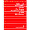 2015 NFPA 1407: Standard for Training Fire Service Rapid Intervention Crews