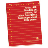 NFPA 1410: Standard on Training for Initial Emergency Scene Operations, Prior Years