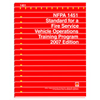 NFPA 1451: Standard for a Fire and Emergency Service Vehicle Operations Training Program, Prior Years